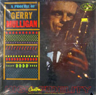"Gerry Mulligan Vinyl 12"" (Used)"