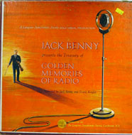 "Golden Memories Of Radio Vinyl 12"" (Used)"
