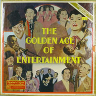 "The Golden Age Of Entertainment Vinyl 12"" (Used)"