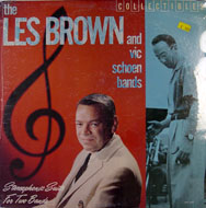 "Les Brown / Vic Schoen Bands Vinyl 12"" (New)"