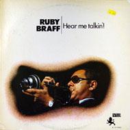 """Ruby Braff Vinyl 12"""" (Used)"""