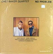 """Chet Baker Quartet Vinyl 12"""" (New)"""