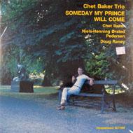 """Chet Baker Trio Vinyl 12"""" (New)"""