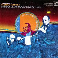 "Baby Dodds / Art Hodes / Edmond Hall Vinyl 12"" (Used)"