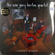 "The New Gary Burton Quartet Vinyl 12"" (New)"