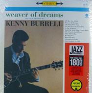 """Kenny Burrell Vinyl 12"""" (New)"""