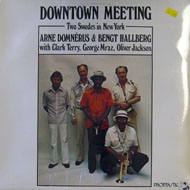 "Arne Domnerus / Bengt Hallberg Vinyl 12"" (New)"