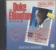 The Duke Ellington Orchestra CD