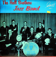 "The Hall Brothers Jazz Band Vinyl 12"" (Used)"