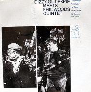 "Dizzy Gillespie / Phil Woods Quintet Vinyl 12"" (New)"