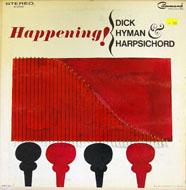 """Dick Hyman & Harpsichord Vinyl 12"""" (Used)"""