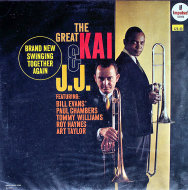 "The Great Kai & J.J. Vinyl 12"" (Used)"