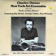 """Charles Owens New York Art Ensemble Vinyl 12"""" (Used)"""