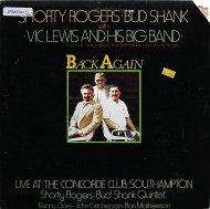 "Shorty Rogers / Bud Shank / Vic Lewis Vinyl 12"" (Used)"