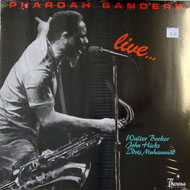 "Pharoah Sanders Vinyl 12"" (New)"