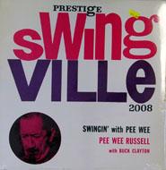 """Pee Wee Russell Vinyl 12"""" (New)"""