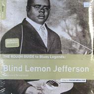 """Blind Lemon Jefferson Vinyl 12"""" (New)"""