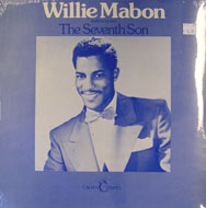 """Willie Mabon And His Combo Vinyl 12"""" (New)"""
