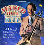 "Bill Allred Vinyl 12"" (Used)"