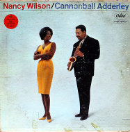 "Nancy Wilson / Cannonball Adderley Vinyl 12"" (Used)"