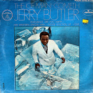 "Jerry Butler Vinyl 12"" (Used)"