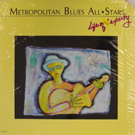 "Metropolitan Blues All-Stars Vinyl 12"" (New)"