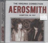 Aerosmith CD