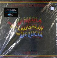 "Al DiMeola / John McLaughlin / Paco DeLucia Vinyl 12"" (New)"
