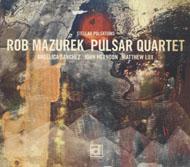 Rob Mazurek Pulsar Quartet CD