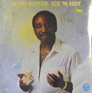 "Jerry Butler Vinyl 12"" (New)"