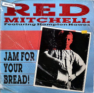 "Red Mitchell Vinyl 12"" (Used)"