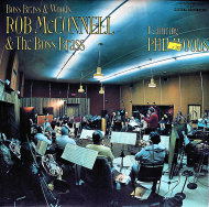 "Rob McConnell & The Boss Brass Vinyl 12"" (Used)"