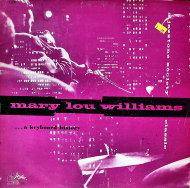 """Mary Lou Williams Vinyl 12"""" (Used)"""