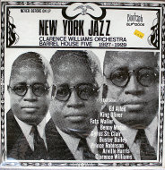 """Clarence Williams Orchestra Vinyl 12"""" (Used)"""