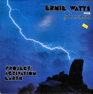 "Ernie Watts With Gamalon Vinyl 12"" (Used)"