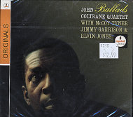 John Coltrane Quartet With McCoy Tyner, Jimmy Garrison & Elvin Jones CD