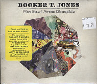 Booker T. Jones CD