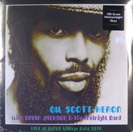 "Gil Scott-Heron Vinyl 12"" (New)"