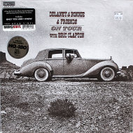 "Delaney & Bonnie & Friends With Eric Clapton Vinyl 12"" (New)"