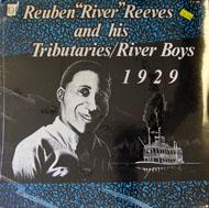 "Reuben ""River"" Reeves And His Tributaries Vinyl 12"" (New)"