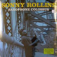 "Sonny Rollins Vinyl 12"" (New)"