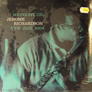 "Jerome Richardson Vinyl 12"" (New)"