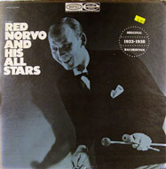 """Red Norvo And His All Stars Vinyl 12"""" (Used)"""