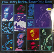 "John Henry Barbee / Sleepy John Estes Vinyl 12"" (New)"