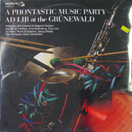 """A Phontastic Music Party Vinyl 12"""" (New)"""