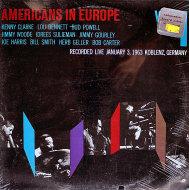 """Americans In Europe Vinyl 12"""" (New)"""