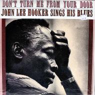 "John Lee Hooker Vinyl 12"" (Used)"