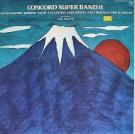 "Concord Super Band II Vinyl 12"" (Used)"