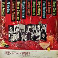 """Let's Bacardi Party Vinyl 12"""" (Used)"""