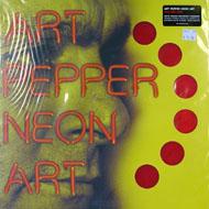 """Art Pepper Vinyl 12"""" (New)"""